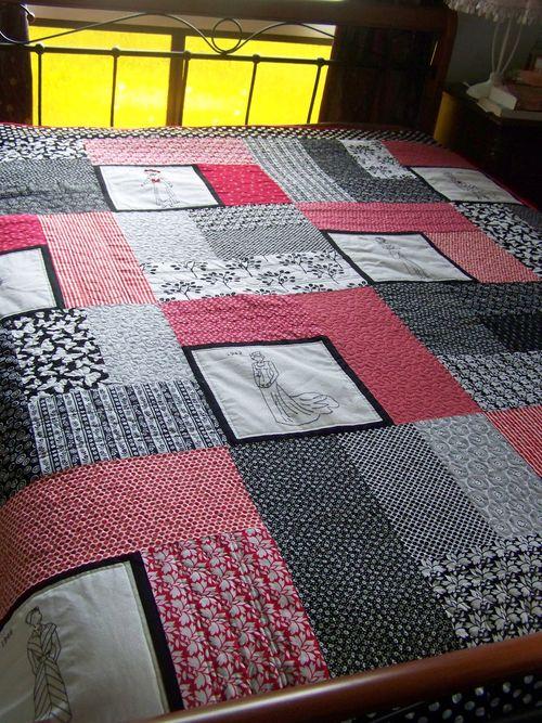 Shanas quilt 1